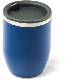 GSI Glacier Stainless Doppio Mug 192ml, deep blue